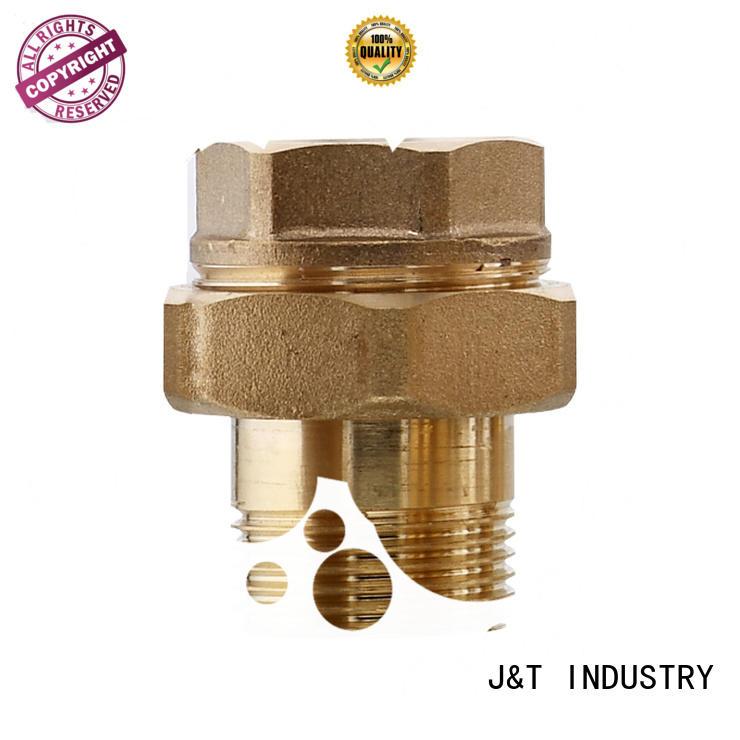 net brass hose barb fittings for sale for garden JT