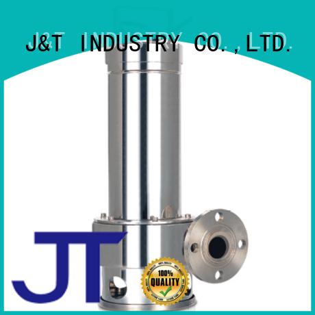 JT submersible effluent pump impeller for construction sites
