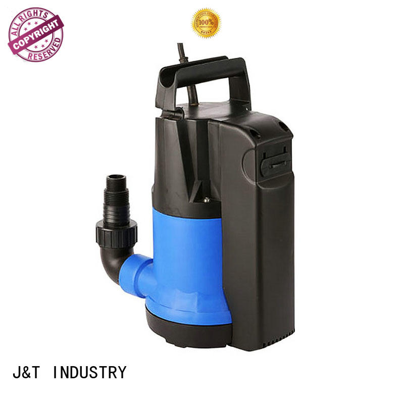 lift small submersible pump clean garden JT