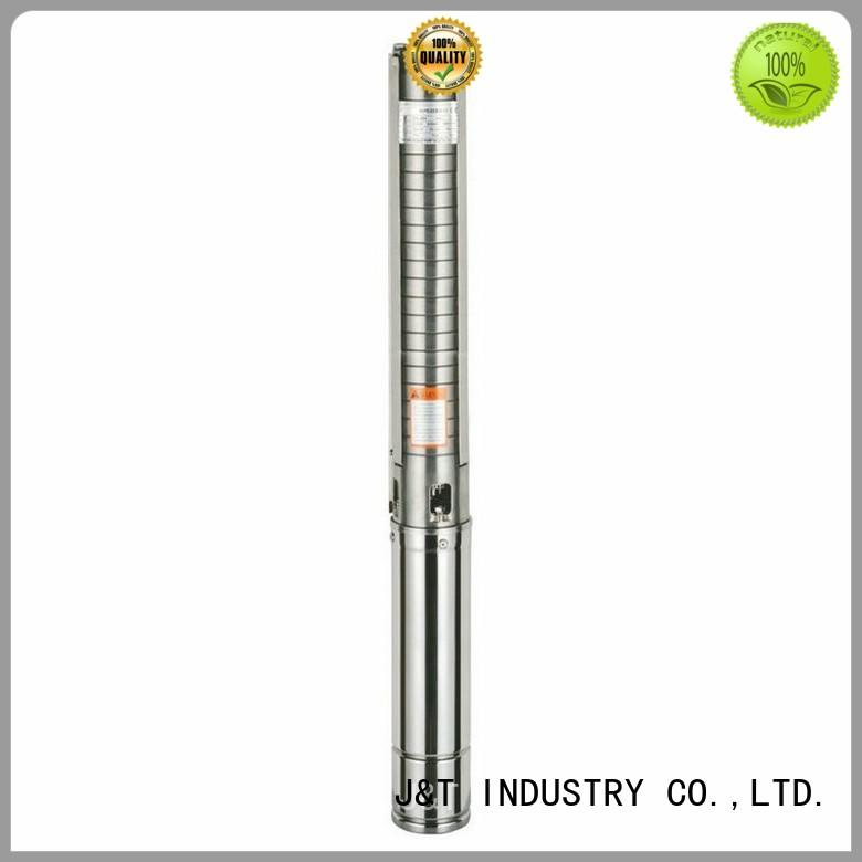 JT stage deep well submersible pump irrigation for garden