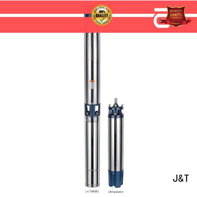 plastic PPO borewell submersible water pump well manufacture for garden