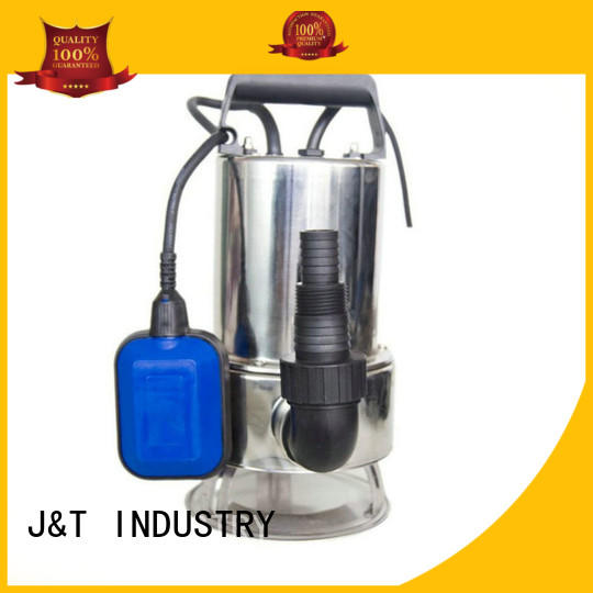 JT submersible small fish pond pump for home for fountain