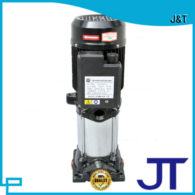 JT vm24 vertical multistage centrifugal pump irrigation for water supply system