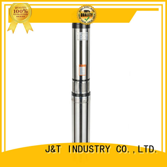 JT well borehole water system high efficiency for underground for water level