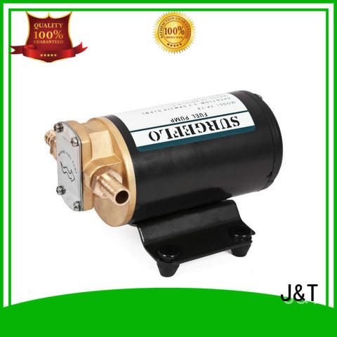 JT Latest shurflo 12 volt fresh water pump multi-function for sea