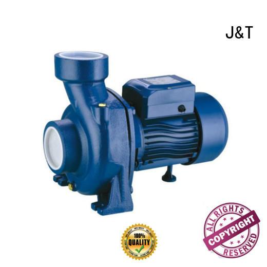 JT steel characteristics of centrifugal pump manufacturers