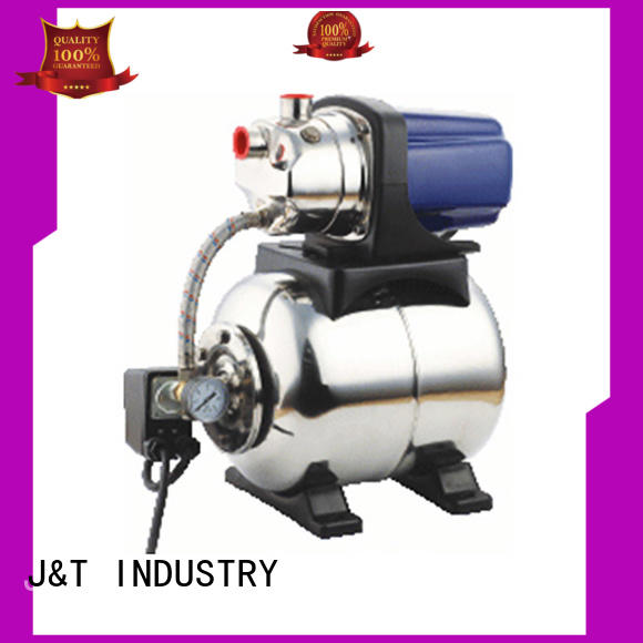 increase water jet pump steel system for fountain