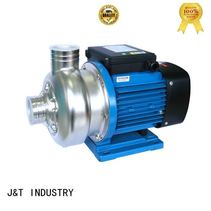 JT Custom centrifugal pump design garden irrigation for fountain
