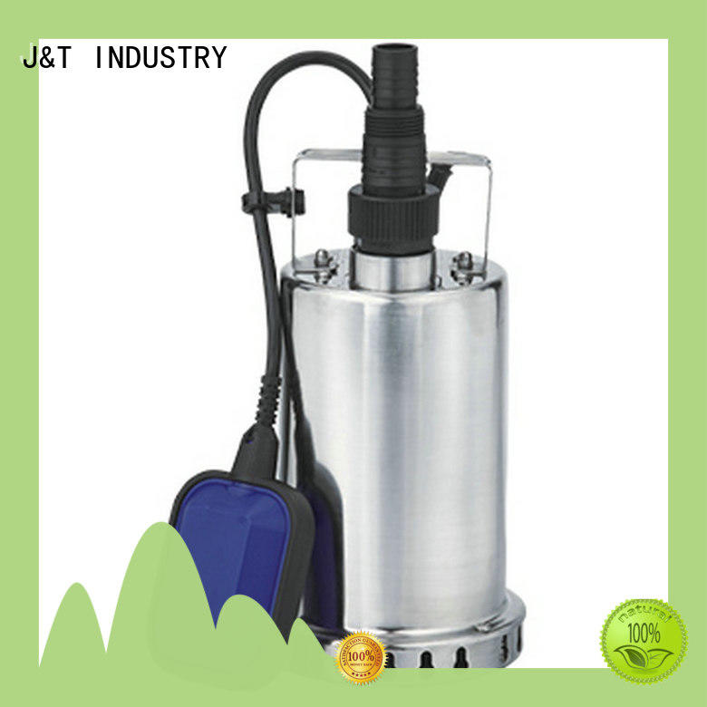 JT garden small submersible water pump system for draw water