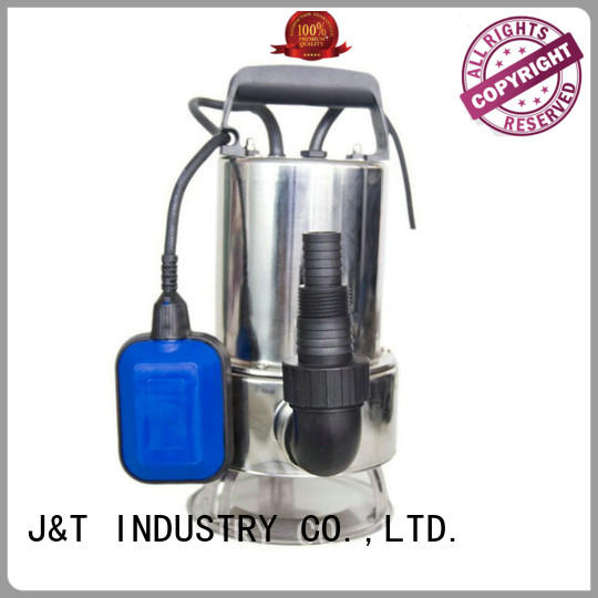JT high quality best submersible pump for sale for washing