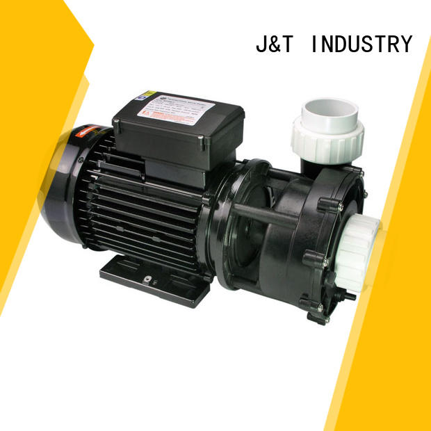 JT massage spa quip pump factory for fountains