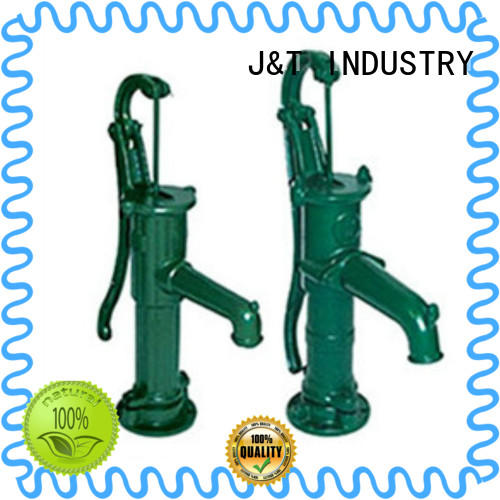 JT crank manual water pump multi-function for garden