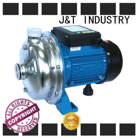 JT Brass high speed centrifugal pump for sale for garden