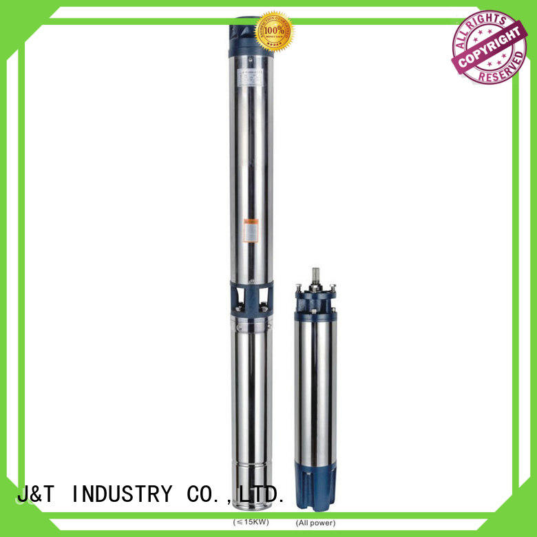 JT stage borewell pump filter for deep well