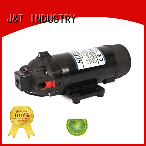 JT Best water tank with 12v pump for sale for construction
