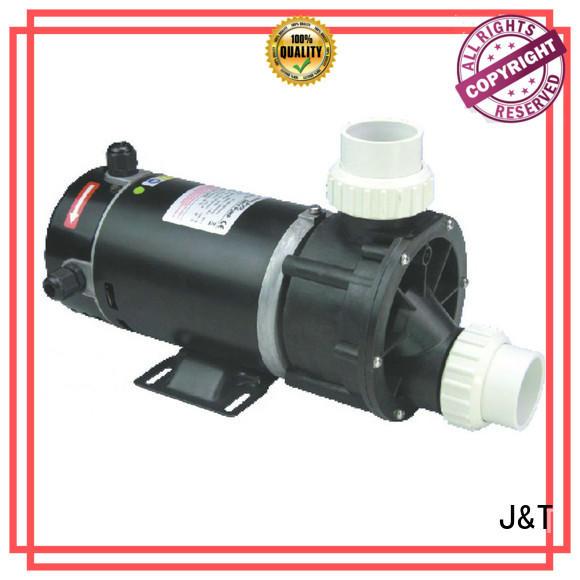 hot tub heater pump small tub JT