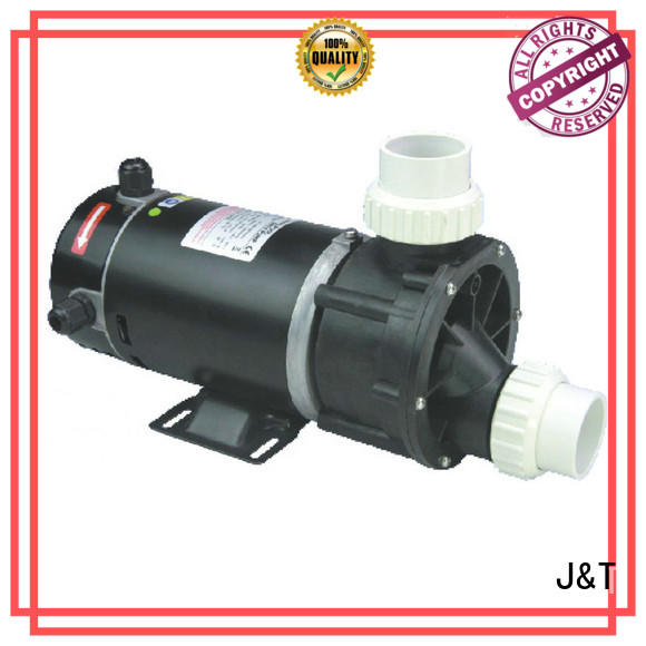 hot tub heater pump small tub JT